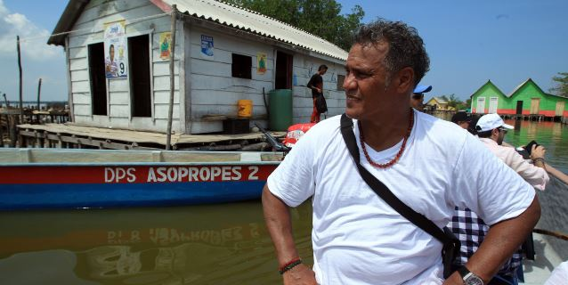Fallece Radamel García King, el padre de Falcao