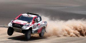 DAKAR 2019: Al-Attiyah sentencia el Dakar al ganar la penúltima etapa