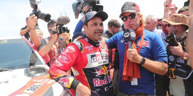 DAKAR 2019: Al-Attiyah gana su tercer Dakar, seguido de 'Nani' Roma y Sébastien Loeb