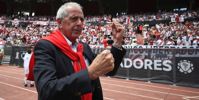 """River: """"Si el TAS da la Libertadores a Boca, nos reímos durante 27.000 años"""""""