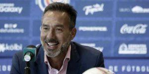 Matosas presenta sus asistentes y promete unidad para llevar a Costa Rica a Catar 2022
