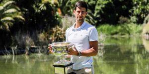 TENIS: Djokovic con hambre de agrandar la brecha en tierra y Nadal a esperar a Wimbledon