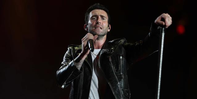 NFL: Maroon 5 no dará conferencia de prensa sobre el espectáculo del medio tiempo