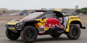DAKAR 2019: Loeb gana la segunda etapa del Dakar en coches, con 'Nani' Roma segundo