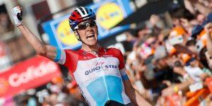 CICLISMO: Bob Jungels se cita con Chris Froome en el Tour Colombia