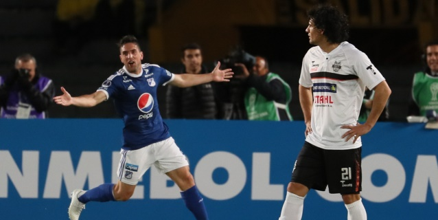 Gabriel Hauche deja Millonarios y ficha por Argentinos Juniors