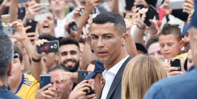 La Policía de Las Vegas pide una orden para obtener el ADN de Cristiano Ronaldo