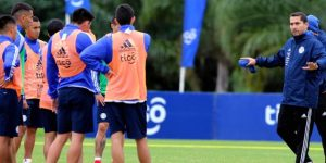 Paraguay jugará con agresividad, marca y contundencia, anuncia Morínigo
