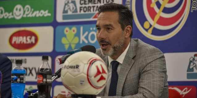El uruguayo Gustavo Matosas comienza su trabajo como seleccionador de Costa Rica