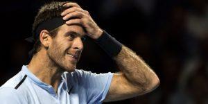 TENIS: Del Potro no jugará el Abierto de Australia por lesión