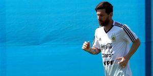 Argentina, entre un grupo difícil, la incertidumbre de Messi y la renovación