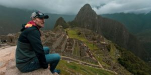 Peterhansel visita Machu Picchu antes de correr el Dakar 2019