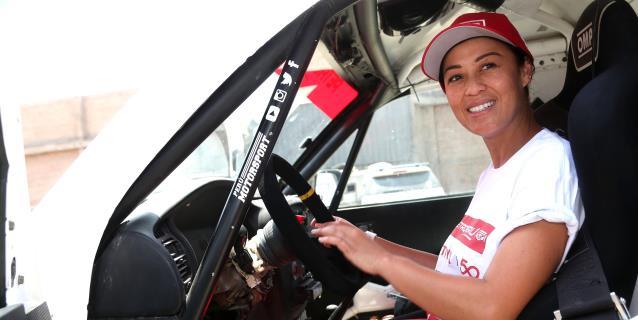 El rally Dakar bate su récord de participación femenina con 17 mujeres