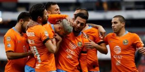 El campeón América golea al Pachuca del español Pako Ayestarán