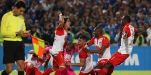 Santa Fe y Deportivo Pasto se reparten los puntos en su primer juego de liga