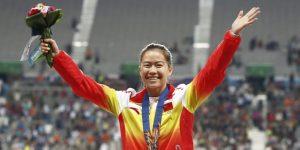 ATLETISMO: La mejor velocista china, sancionada sin correr durante 4 años por dopaje