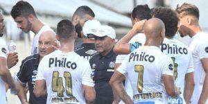 Sampaoli consigue una victoria pírrica en su primer partido con el Santos