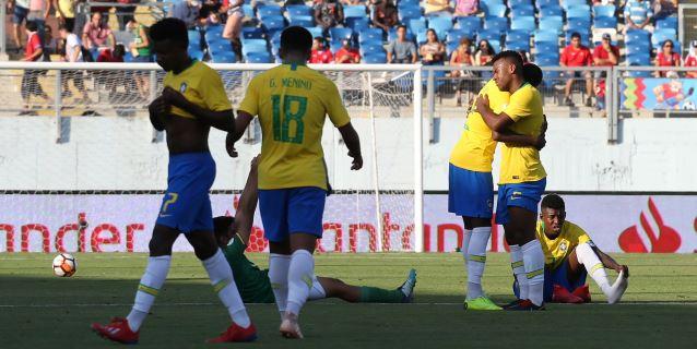 Brasil y Colombia abren el hexagonal final del Sudamericano sub'20 de Chile