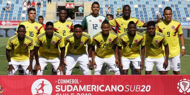 Colombia busca ante Bolivia su primera victoria en el Sudamericano Sub'20