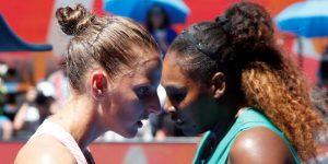 TENIS: Pliskova firma una remontada histórica para eliminar a Serena
