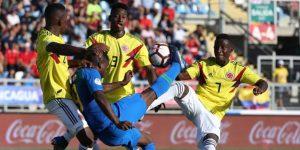 0-0. Brasil y Rodrygo debutan con empate y Colombia no logra levantar vuelo