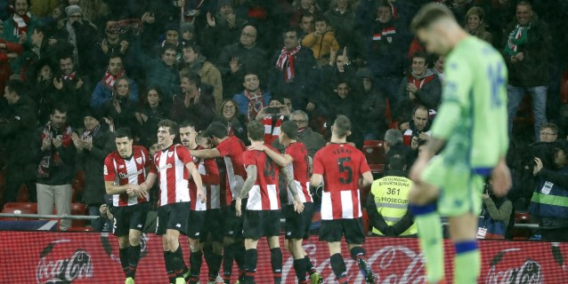 1-0. Un gol de Muniain vira el rumbo del Athletic