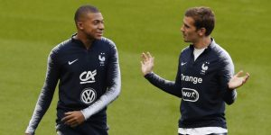 """Griezmann y Mbappé, los más influyentes del fútbol francés para """"L'Équipe"""""""