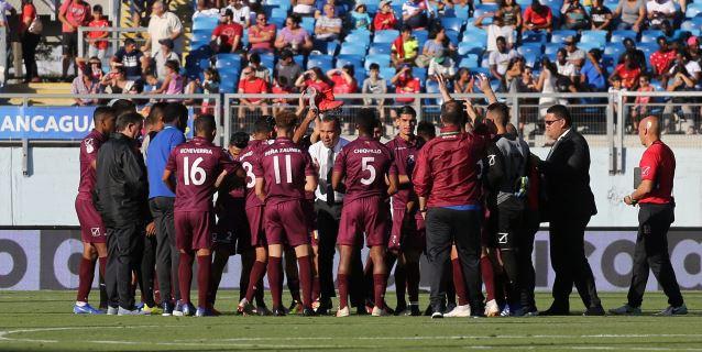 0-1. Venezuela clasifica a la fase final y deja a Bolivia pendiente de una carambola