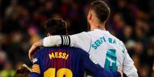 Ramos, Varane, Marcelo, Modric, Ter Stegen, Messi y CR7 en el equipo de 2018