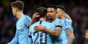 El Manchester City arrollador hacia octavos