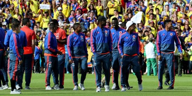Colombia jugará un amistoso contra Japón en marzo