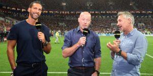 Ferdinand admite que llegó a beber 10 pintas de cerveza cuando era futbolista