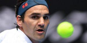 TENIS: Federer cumple en un incómodo encuentro frente a Evans