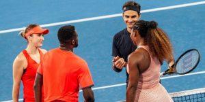 TENIS: El dobles da a Suiza la victoria sobre Estados Unidos