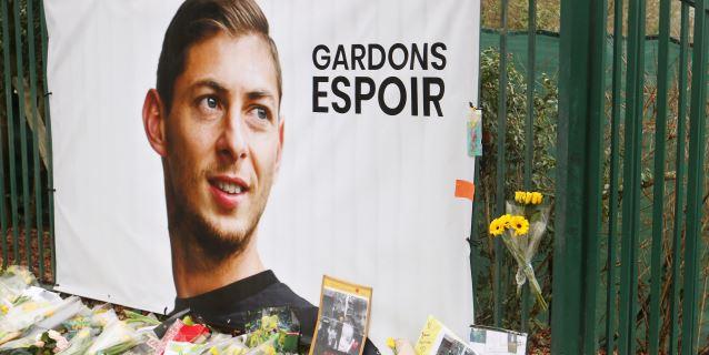 La familia de Emiliano Sala recauda más de doscientos mil euros para su búsqueda
