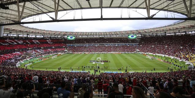 Río presenta su candidatura para albergar la final de la Copa Libertadores 2020