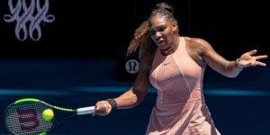 TENIS: Serena Williams consigue el único punto de Estados Unidos ante Grecia
