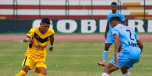 Binacional sorprendió y goleó 0-4 a la Academia Cantolao por Liga 1