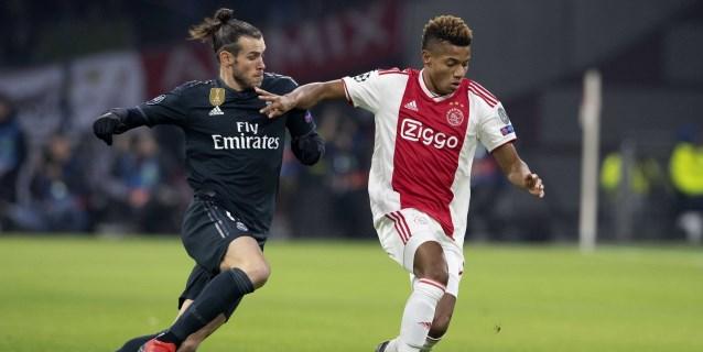 La UEFA explica que el VAR anuló por fuera de juego el tanto del Ajax