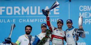 FORMULA E: Lucas Di Grassi ganó su segunda carrera de la Fórmula E en México