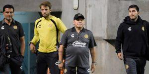 El Atlante golea a los Dorados de Maradona que se hunden en el último lugar