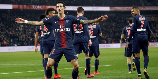 El París Saint Germain golea al Montpellier y amplía su ventaja