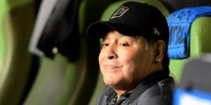 Maradona dice que Dorados es el mejor equipo en el que ha estado