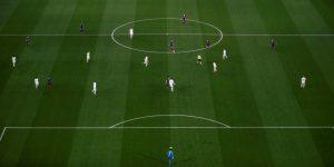 Atlético de Madrid-Real Madrid, Del clásico al derbi, con el segundo puesto en juego