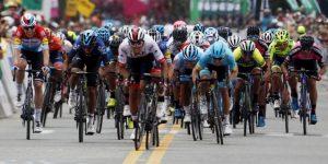 """CICLISMO: Molano """"vuela"""" ante Alaphilippe y Urán recupera el liderato del Tour Colombia"""