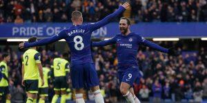 Higuaín, protagonista en la resurrección del Chelsea