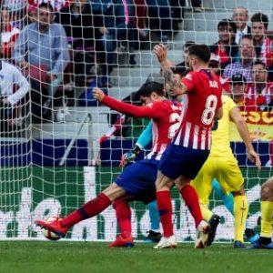 2-0. El triunfo de Morata