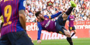 Messi imperial, el City se lleva la Copa de la Liga, Dybala despierta la Juve