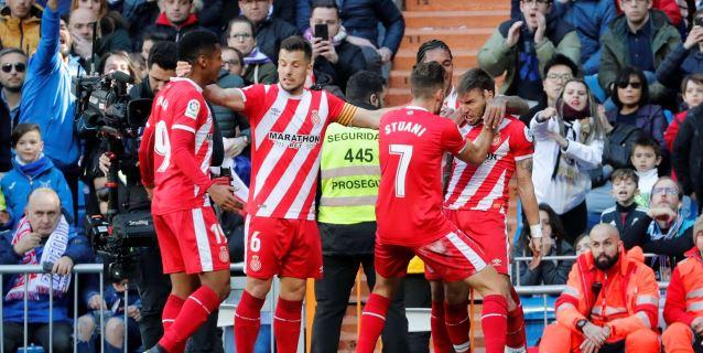 1-2. Una lección de Eusebio desploma la ilusión del Real Madrid