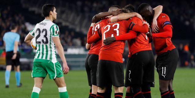 El Betis cae eliminado y Chelsea e Inter sellan su pase a octavos